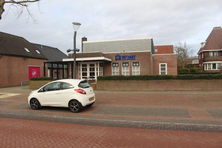 Parkeren bij Het Hart van Hollandscheveld